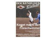 DoKi # 13 (2008/2009) - Komet Blankenese