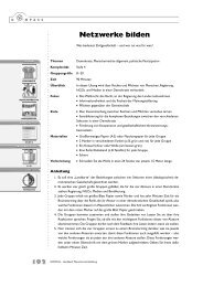 Netzwerke bilden (pdf, 4 S.) - Kompass