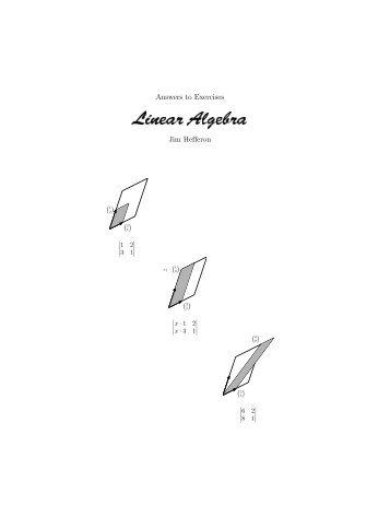 Linear Algebra - Komputasi