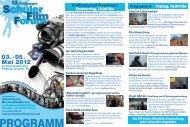 PROGRAMM - Kooperationskompass Kulturelle Bildung