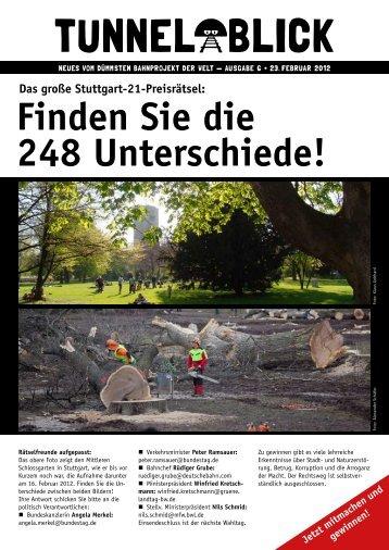 Ausgabe 6 - Kopfbahnhof 21