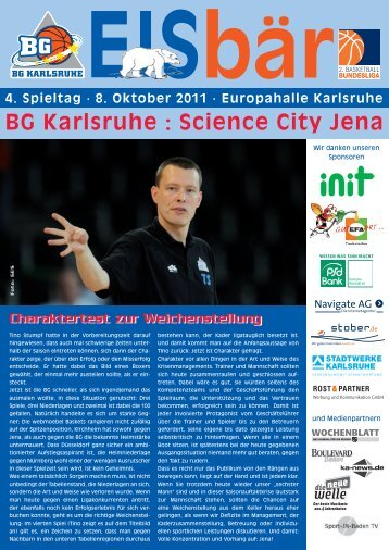 BG Karlsruhe : Science City Jena