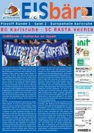 Playoff-R2-S2 - BG Karlsruhe : SC RASTA Vechta