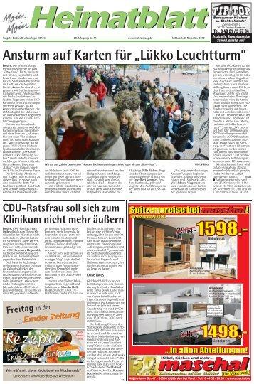 99 - E-Paper - Emder Zeitung
