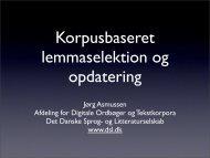 2. - Det Danske Sprog- og Litteraturselskab