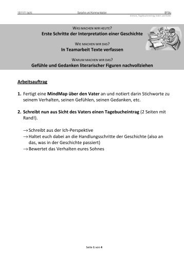 Schrei des Löwen_Analyse Romanaufbau - Krasse Klasse