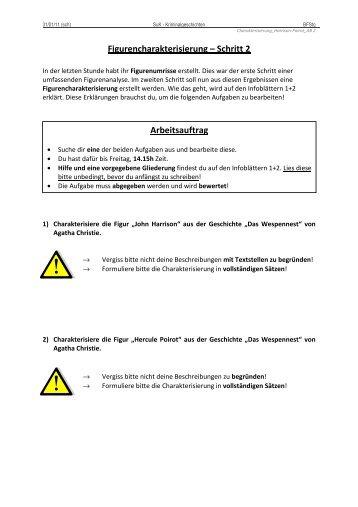Charmant Aa 4. Schritt Vorlage Fotos - Beispiel Wiederaufnahme ...