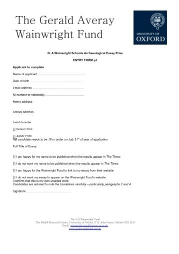 essay entry form nuig soc and pol