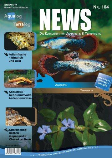 News 104 - Aqualog