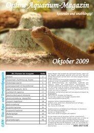 Online-Aquarium-Magazin