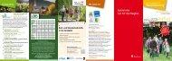 Flyer Wanderopening 28. April 2013 - Kreis Euskirchen