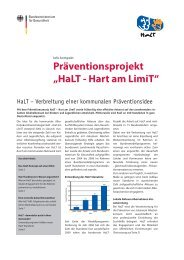 HaLT - Info Kompakt