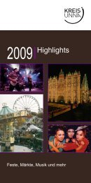 2009 Highlights - Kreis Unna