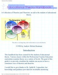 Educational Theory Handbook.pdf