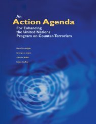 Action Agenda - Kroc Institute for International Peace Studies ...