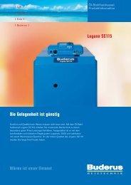 Die Gelegenheit ist günstig Logano SC115 - Spesenroth