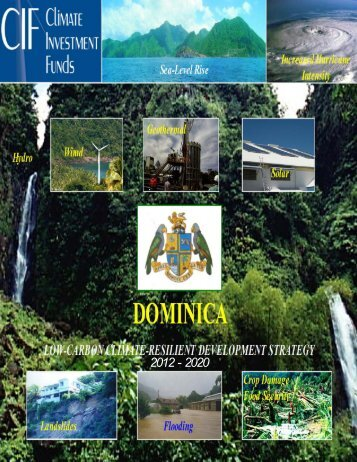 DOMINICA's LOW-CARBON CLIMATE-RESILIENT ... - de Romilly
