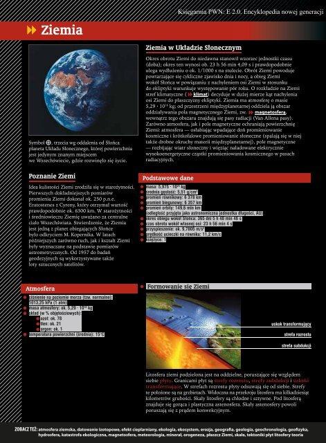 Datowanie powierzchni ziemi