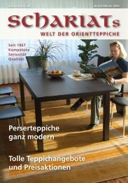 Perserteppiche ganz modern Tolle Teppichangebote ... - KSM Verlag