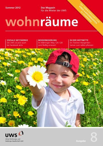 wohnräume - UWS Ulm