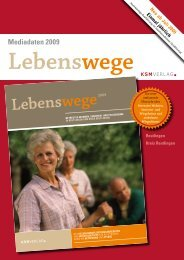 Lebenswege - KSM Verlag