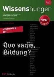 MediadateN 2011 - KSM Verlag