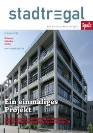 Stadtregal - Projektentwicklungsgesellschaft Ulm mbH