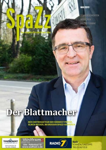 Der SpaZz online - KSM Verlag