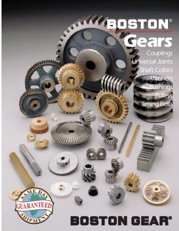 Gears - University of Dayton : Homepages