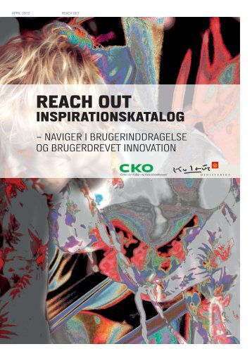 Reach Out Inspirationskatalog - Kulturministeriet