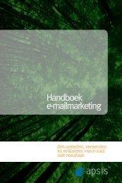 Handboek e-mailmarketing - Apsis