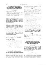 Verordnung des Kultusministeriums über den Erwerb der ... - Kursnet