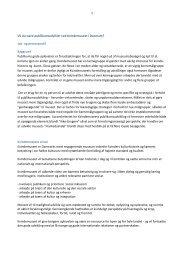 Job- og personprofil Baggrund Publikums gode ... - Kvindemuseet