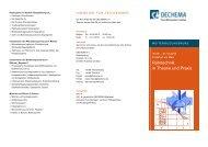 Rührtechnik in Theorie und Praxis