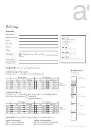 Auftrag - Anwaltsblatt Karriere - Deutscher Anwaltverein