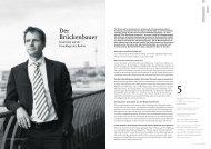 Der Brückenbauer - Anwaltsblatt Karriere