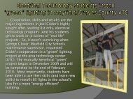 Flash #309 - Electrical Technology students install