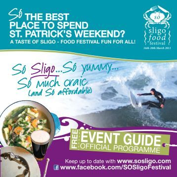 SO Sligo Event Guide - PDF