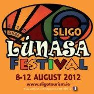 Download Festival Programme - Sligo Tourism
