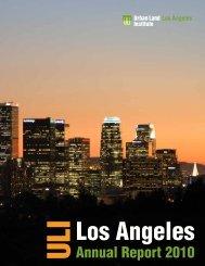 Download 2009 Annual Report - ULI Los Angeles - Urban Land ...