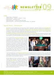 Newsletter 1/09 - Lokale Agenda 21 Wien