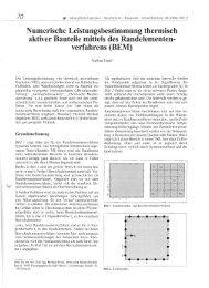 2004, Heft 2 - Beuth Hochschule für Technik Berlin