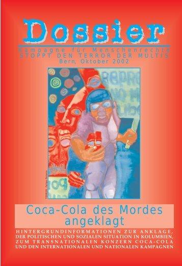 Verfolgung von Coca-Cola-Gewerkschaftern