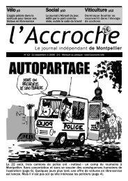 Télécharger le pdf - L'Accroche - Free