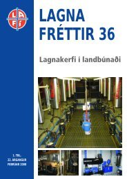 Lagnafrettir 36.qxd - lafi.is