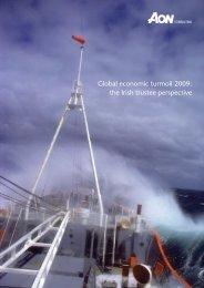 Global economic turmoil 2009: the Irish trustee perspective - Aon