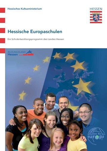 EUROPA-Schulen in Hessen