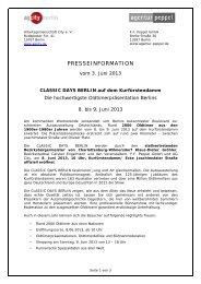 Arbeitsgemeinschaft City e - AG City