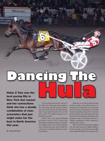 Dancing The Hula - Lambeth Media