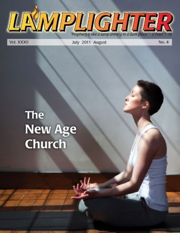 Lamplighter magazines - Lamb & Lion Ministries